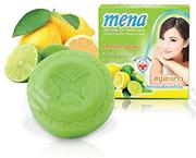 Mena Lemon Soap | Bath & Body for sale in Lagos State, Amuwo-Odofin