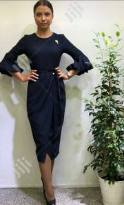 Dolce Carina Bowsleeve Dress | Clothing for sale in Lagos State, Alimosho