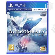 Playstation 4 ACE COMBAT 7 | Video Games for sale in Lagos State, Ikeja