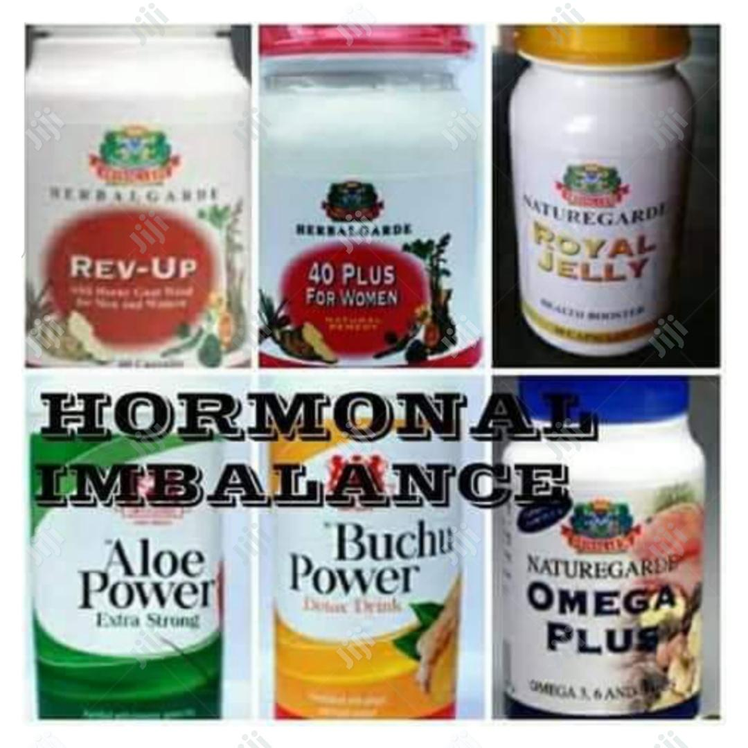 Swissgarde Hormonal Imbalance Natural Remedy Free Delivery