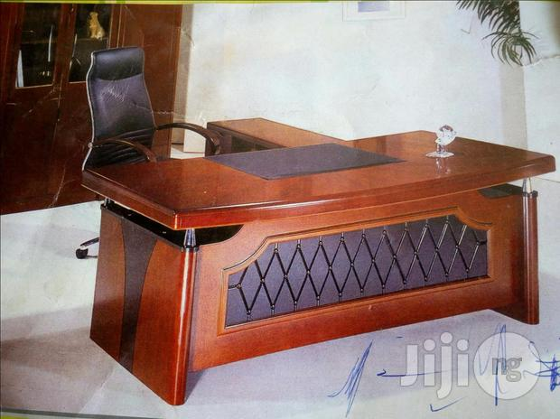 Executive Office Table 1.6m
