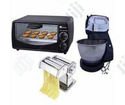Master Chef Oven + Chin Chin Cutter + Cake Mixer | Restaurant & Catering Equipment for sale in Lagos State, Mushin