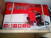 Edon 250amp Welding Machine   Electrical Equipment for sale in Lagos State, Lagos Island