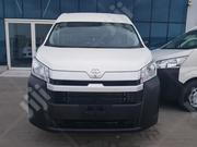 Toyota Hiace Bus 2019 White | Buses & Microbuses for sale in Lagos State, Lekki Phase 2