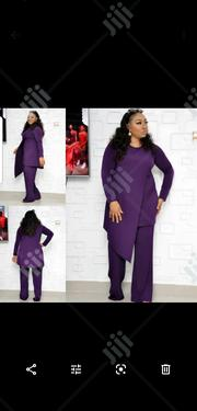 Ladies Formal Plain Palazzo Trouser and Blouse | Clothing for sale in Lagos State, Lagos Island