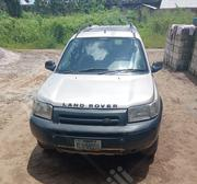 Land Rover Freelander 2002 Gold | Cars for sale in Abia State, Umuahia