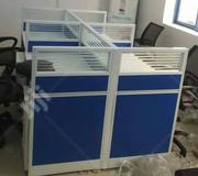 This Is High Quality Brand New Four Seaters Workstation | Furniture for sale in Lagos State, Ajah