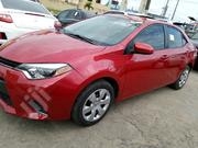 Toyota Corolla 2014 Red | Cars for sale in Lagos State, Amuwo-Odofin