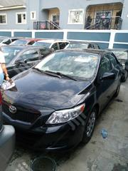 Toyota Corolla 2010 Black | Cars for sale in Lagos State, Amuwo-Odofin