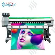 Brand New Yinghe 6ft 1.8m Eco Solvent Large Format Printer | Printing Equipment for sale in Lagos State, Ikeja