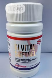 Softgel GI Vital Is a Gastrointestinal Capsules for Ulcer Cure | Vitamins & Supplements for sale in Kogi State, Kogi LGA