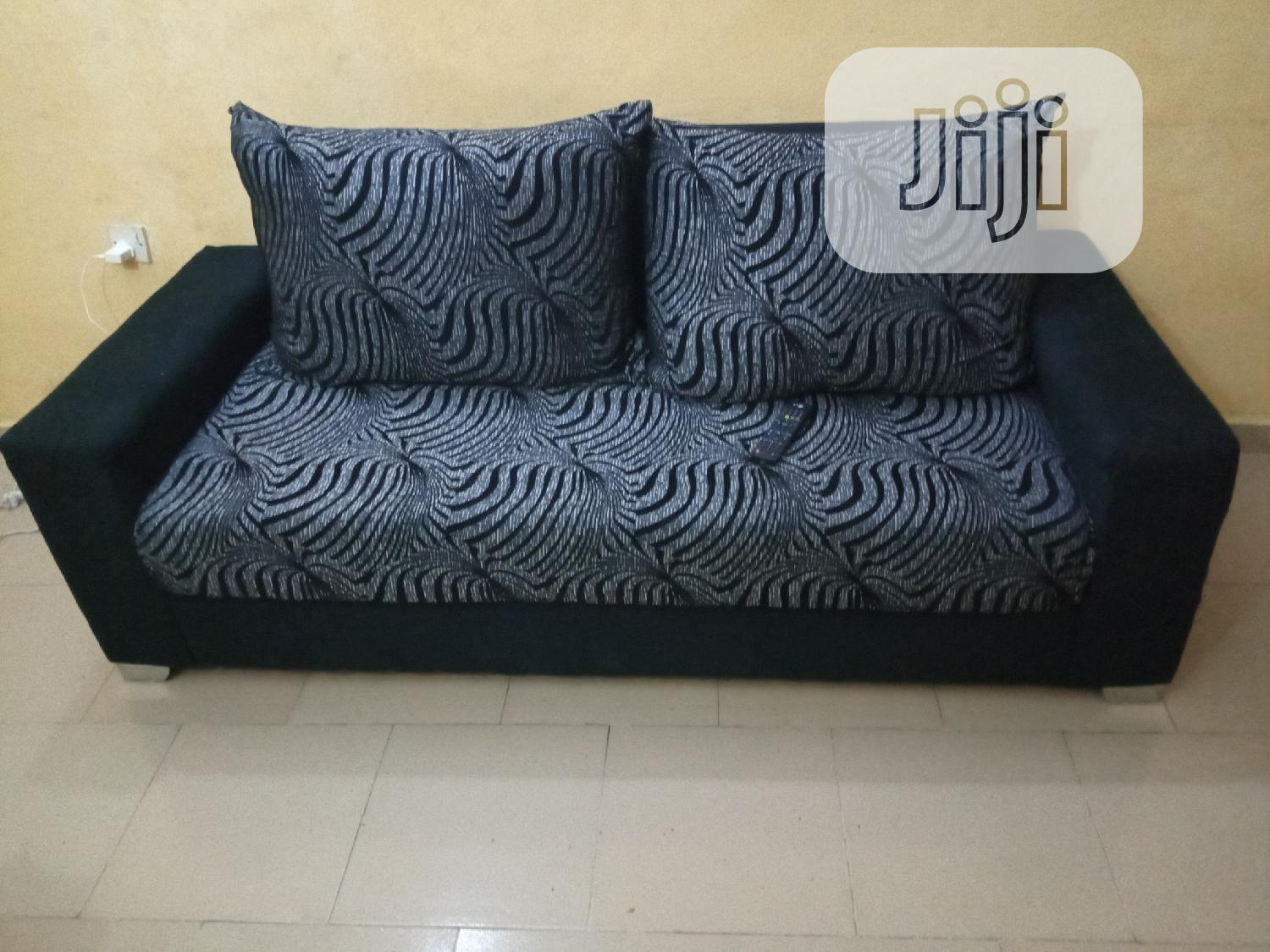 A Set Of Chair Of 2single, 1double And 1triple. | Furniture for sale in Port-Harcourt, Rivers State, Nigeria
