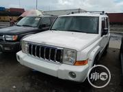 Jeep Commander Limited 2006 White   Cars for sale in Lagos State, Apapa