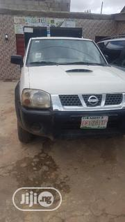 Nissan Frontier 2004 King Cab White | Cars for sale in Lagos State, Alimosho