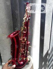 Red Original Alto Saxophone | Musical Instruments & Gear for sale in Lagos State, Ojo