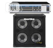 NEW Hartke 410XL - Bass Cabinet + HA2500 - Bass Amplifier | Audio & Music Equipment for sale in Lagos State, Ikeja