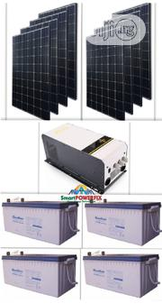 Complete 5kva 48v U.S Tech Inverter Installation With GASTON Batteries   Electrical Equipment for sale in Lagos State, Ikoyi