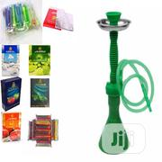 Complete Silicone Hookah Pot-green | Tabacco Accessories for sale in Rivers State, Port-Harcourt