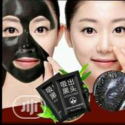 Organic Black Mask Nose Blackhead Acne Remover Peel Off Facial Masks   Skin Care for sale in Lagos State, Surulere