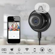 V380 1080P HD Night Vision Camera Wifi Mini Camera - Black | Photo & Video Cameras for sale in Lagos State, Ikeja