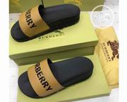 Burberry Top Suede Slides | Shoes for sale in Lagos State, Lagos Island