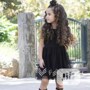 Black Tutu Dress With Sequin Detail | Children's Clothing for sale in Ondo State, Akure