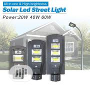 All In One 100w To 90wsolar Street Light With Sensors   Solar Energy for sale in Lagos State, Epe
