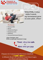 Get Huge Return On Your Investment | Tax & Financial Services for sale in Lagos State, Ikoyi