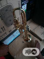 Yamaha Gold Trumpet   Musical Instruments & Gear for sale in Lagos State, Mushin