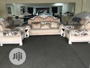 Executive Royal Fabric Sofa Chairs by 7sitters Full Set | Furniture for sale in Lagos State, Ojo