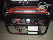 Maxmech Generator GFE-4800 With Key Start   Electrical Equipment for sale in Lagos State, Badagry