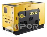 New One Kipor Soundproof 10.5 Kva Gen Silent No Noise + Warranty | Electrical Equipment for sale in Lagos State, Ojo