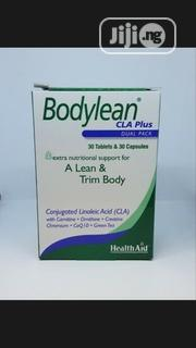 Healthaid Bodylean CLA Plus - Conjugated - 30 Capsules & 30 Tablets | Vitamins & Supplements for sale in Abuja (FCT) State, Gudu