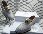 Versace Classic Silver Shoes | Shoes for sale in Lagos State, Lagos Island