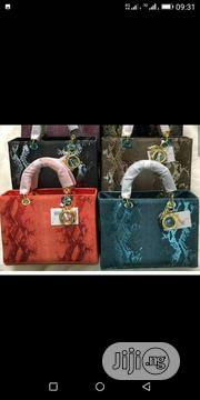 Portable Box Leather Bag | Bags for sale in Lagos State, Gbagada