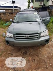 Toyota Highlander 2006 Green | Cars for sale in Lagos State, Ifako-Ijaiye