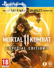 Ps4 Mortal Combat 11 | Video Games for sale in Lagos State, Ikeja