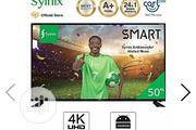 Synix 50 Inches Smart Led Tv, With Video Usb, Full HD..   TV & DVD Equipment for sale in Lagos State