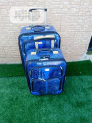 Fashion Blue Luggage | Bags for sale in Kano State, Albasu