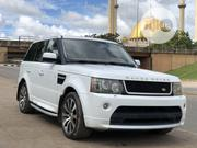 Land Rover Range Rover Sport 2011 HSE 4x4 (5.0L 8cyl 6A) White | Cars for sale in Abuja (FCT) State, Central Business Dis