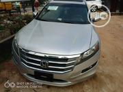 Honda Accord CrossTour EX 2010 Silver | Cars for sale in Lagos State, Alimosho