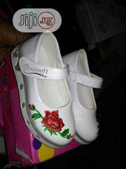Kid's Led Shoes With Rose Design | Children's Shoes for sale in Lagos State, Ikeja