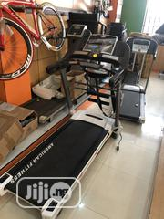 America Fitness Treadmill With Massager 2.5hp   Sports Equipment for sale in Bayelsa State, Yenagoa