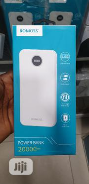 ROMOSS POWER BANK 20000mah Digital Display | Accessories for Mobile Phones & Tablets for sale in Lagos State, Ikeja