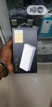 Romoss Power Bank Sens 8 30,000 Mah | Accessories for Mobile Phones & Tablets for sale in Lagos State, Ikeja