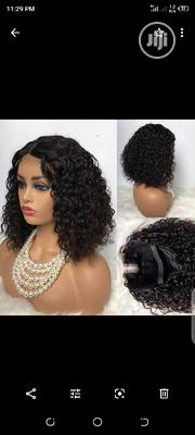 Deep Wave Full Closure Wig   Hair Beauty for sale in Lagos State, Yaba