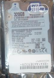 320gb WD Laptop Hard Drive | Computer Hardware for sale in Lagos State, Ikeja