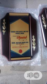 Wooden Plaque Award   Arts & Crafts for sale in Abuja (FCT) State, Wuse