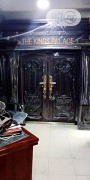 Entrance Copper/Armoured Door   Doors for sale in Lagos State, Orile