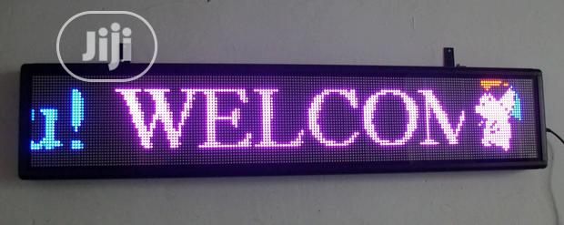 LED Display And Moving Signs